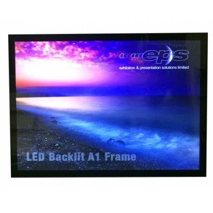 LED Light Sheet Frame