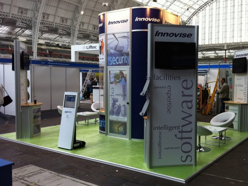 Marketing Exhibition Stand Examples : Exhibition examples eps limited